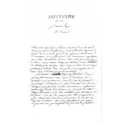 La Tulip  - Histoire du rite du Mot de maçon de 1637 à 1730